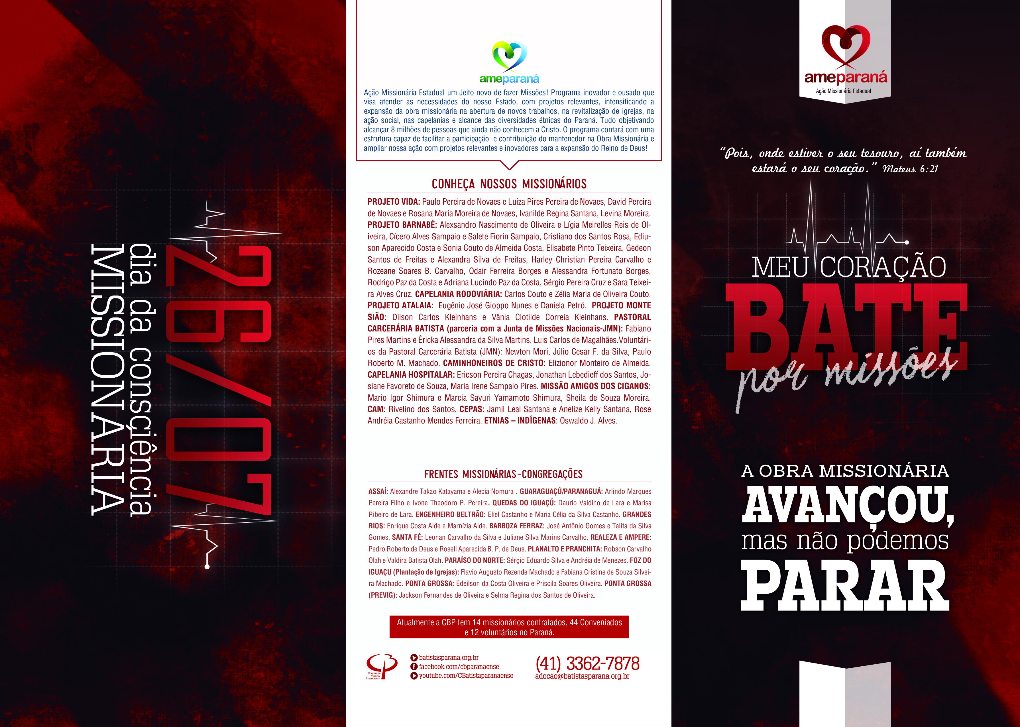 Folder Ficha Frente