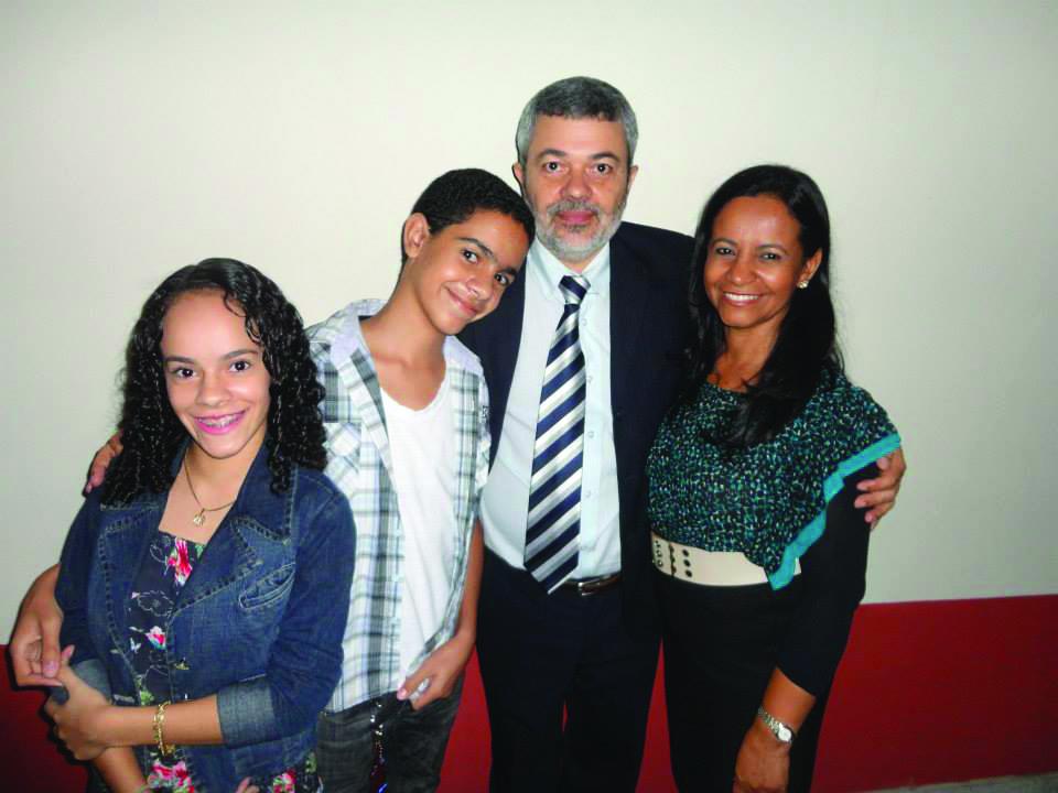 Pr. Carlos Rogério - Palmital